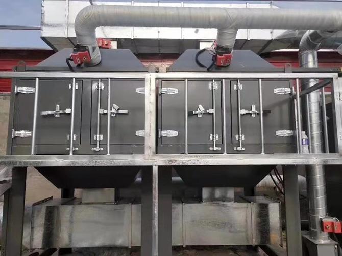 选用工业废气处理设备需注意哪些方面呢?